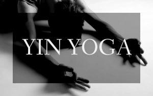 Blue Yoga Yin Yoga