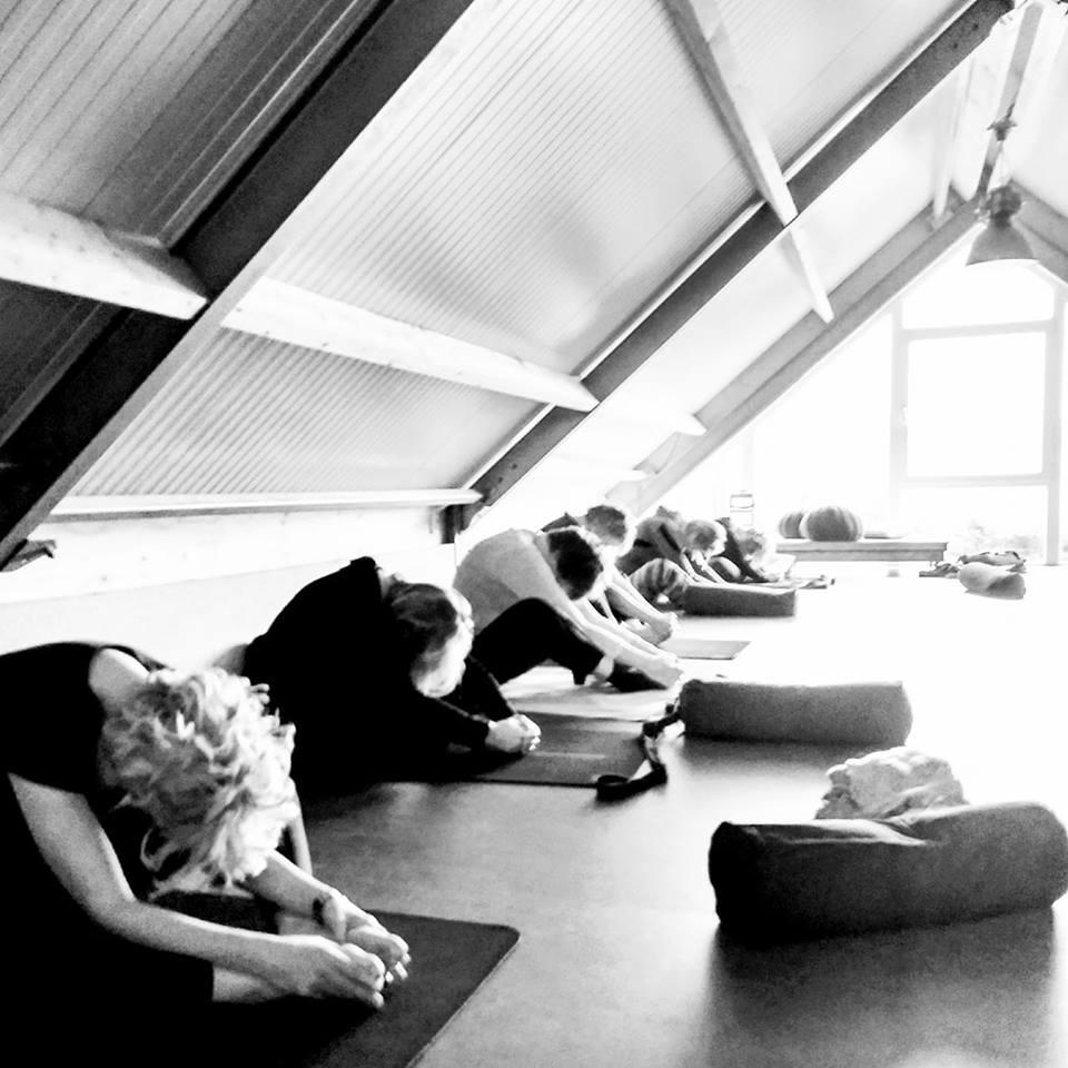 Yin Yoga Goy´s Genieten
