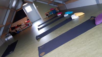 easy pilates op zolder