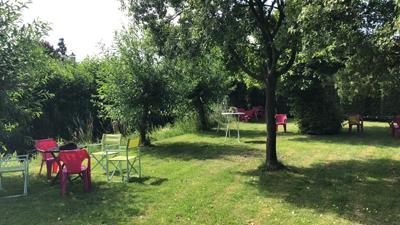 stiltedag tuin
